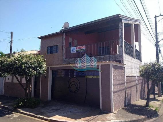 Sobrado Residencial À Venda, Jardim Santana, Hortolândia. - So0027