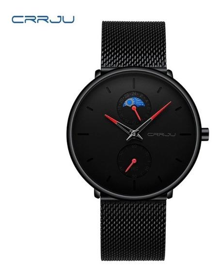 Relógio Crrju Promoçã Queima De Estoque Últimas Peças !!!!!