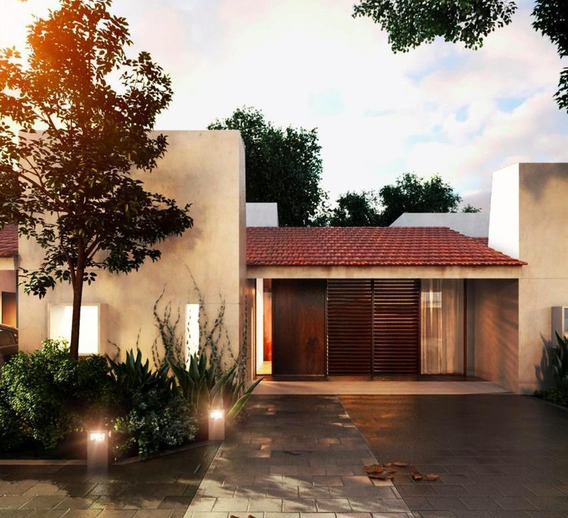 Casa En Venta, En Merida, En Privada Rue. Última Disponible!!