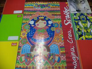 10 Cuaderno Libreta Scribe Profesional 100 Hojas