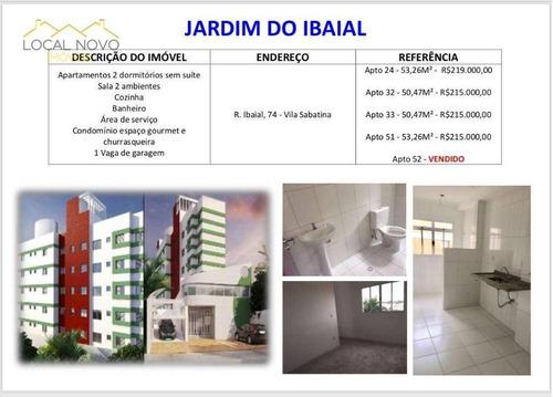 Imagem 1 de 1 de Apartamento Residencial À Venda, Chácara Do Vovô, Guarulhos. - Ap0021