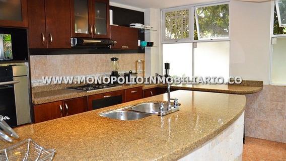Apartamento Amoblado Arriendo - Poblado Cod: 13349