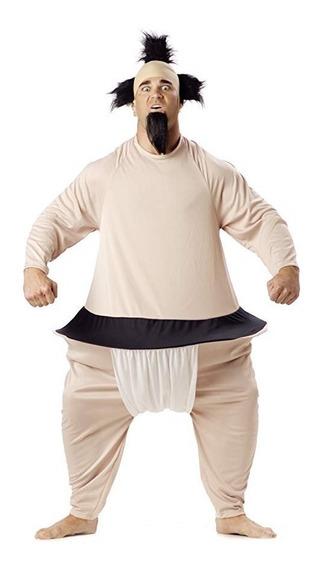 California Disfraz Luchador Sumo Hombre Carnaval Mujer