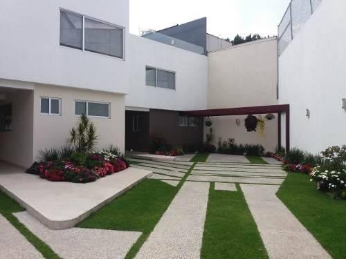 Hermosa Residencia En Ch A Estrenar En Privada C/roof Garden