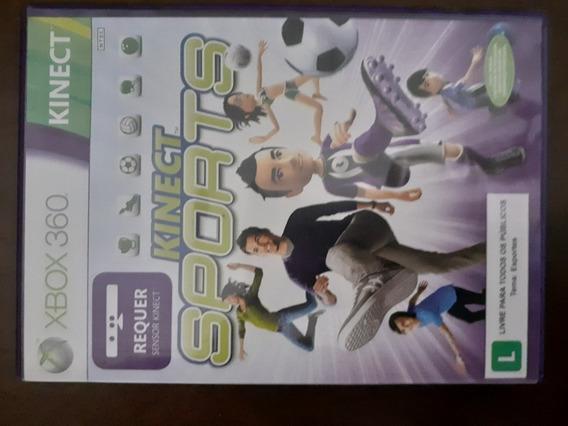 Kinect Sports Xbox 360 Original