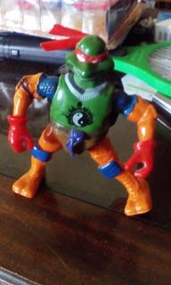 Muñeco Tortuga Ninja Articulado