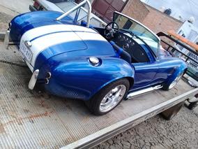 Shelby Cobra 427 Proyecto, Carroceria Y Terminado