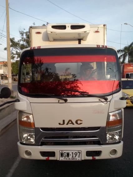 Furgon Jac Hfc1035 Mod 2017 Con Termo