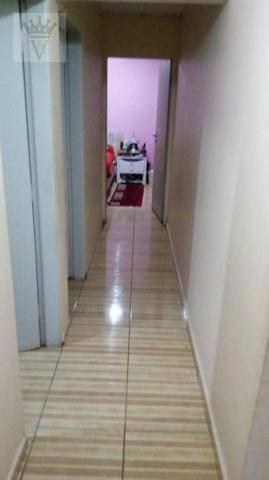 Casa Em Pirituba, 180m, 3 Dormitorios, 2 Vagas De Garagem - Ca0161