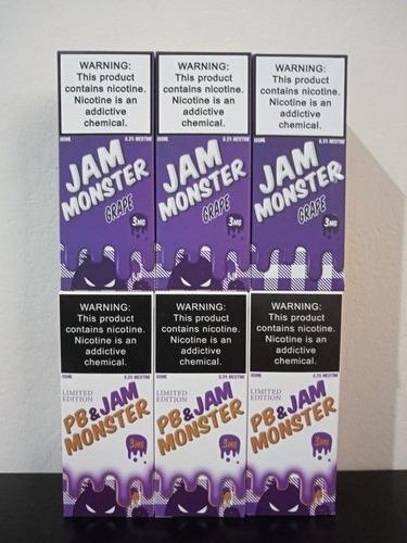 Jam Monster 3mg 100ml