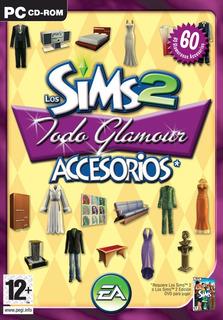 Los Sims Todo Glamour Cd - Accesorios