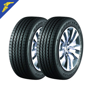 Kit X2 Neumáticos Goodyear 235/55r17 Efficientgrip