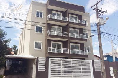 Apartamento Com 03 Quartos Sendo 01 Suite - Boneca Do Iguaçu, São José Dos Pinhais. - Codigo: Ap0102 - Ap0102