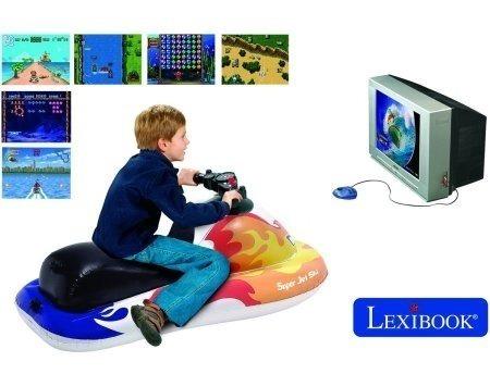 Super Air Jet Tv Game Candide - Pronta Entrega Jet Sky Game