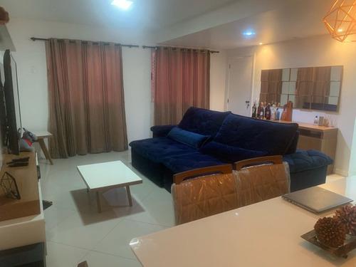 Casa - Em Condomínio, Para Venda Em Rio De Janeiro/rj - Md0058