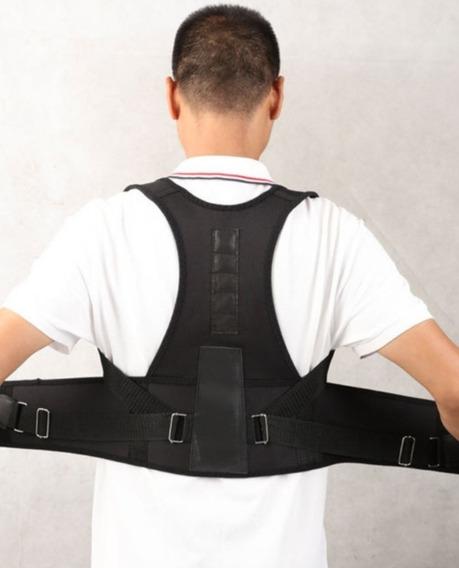 Corrector Magnetico De Postura Terapia Con Imanes Unisex A3