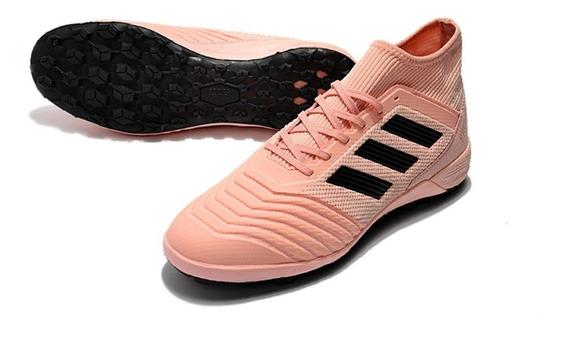 Zapatillas adidas Predator Tango 18.3 Grass Sintetico Rosado