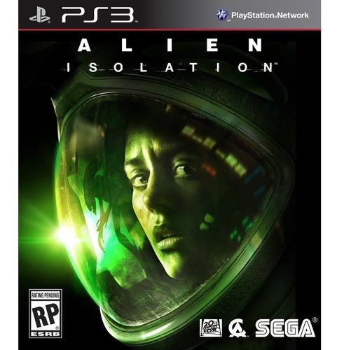 Alien Isolation Ps3 Español Digital Entrega Inmediata