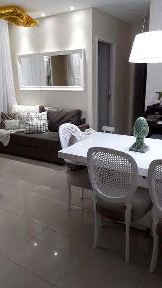 Apartamento Com 2 Dormitórios À Venda, 60 M² - Vila Augusta - Guarulhos/sp - Ap7229