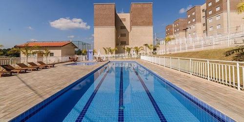 Apartamento Em Jardim Petrópolis, Cotia/sp De 45m² 2 Quartos À Venda Por R$ 168.000,00 - Ap765394