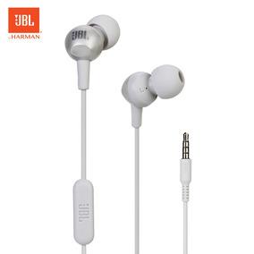 Jbl C200si In-ear Fones De Ouvido 3,5 Milímetros Wired
