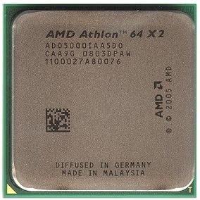 Proc. Amd Athlon 64 X2 5000+ 2,6ghz - +8gb Ddr2 (2x 4gb)