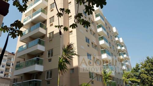 Apartamento Padrão À Venda Em Rio De Janeiro/rj - 107
