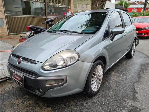 Fiat Punto Punto 1.6 Essence Flex 4p Automatizado