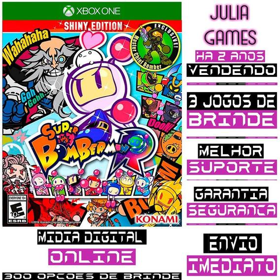 Super Bomberman R Xbox One Digital Online + Brinde