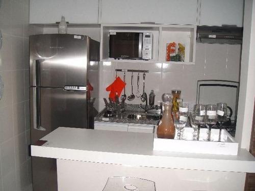 Imagem 1 de 30 de Apartamento Com 2 Dormitórios À Venda, 50 M² Por R$ 279.000,00 - Vila Rio De Janeiro - Guarulhos/sp - Ap2144