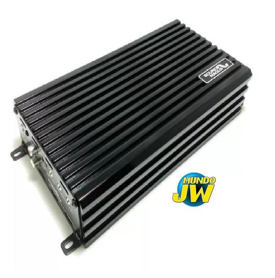 Potencia Sound Magus Dk1200 Para Woofer 12 Y 15 Explosiva