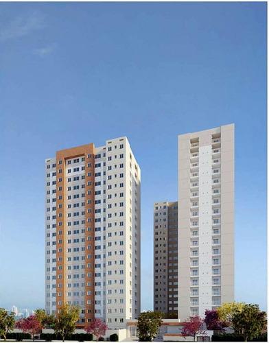 Apartamento Com 1 Dormitório À Venda, 29 M² Por R$ 170.073,00 - Barra Funda - São Paulo/sp - Ap13736