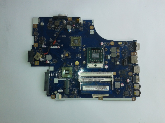 Placa Mãe Acer Aspire 5251 5551 New75 La-5912p Rev 1.0 Usada