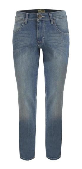 Jeans Vaquero Wrangler Hombre Skinny G46