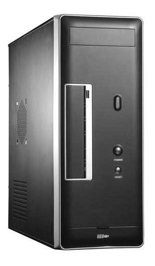 Computador Elgin Pdv Newera Slim I3 7100 4gb Hd500 Windows 7