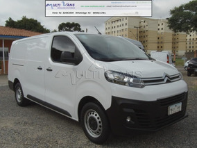 Citroen Jumpy Furgao Pack 1.6 Turbo 2018