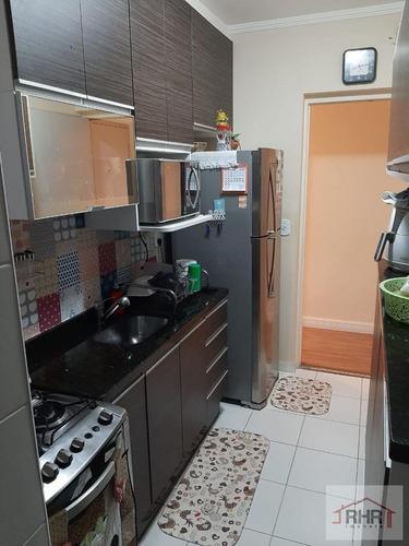 Imagem 1 de 15 de Apartamento Para Venda Em Mogi Das Cruzes, Vila Bela Flor, 2 Dormitórios, 1 Banheiro, 1 Vaga - 883_1-1794252