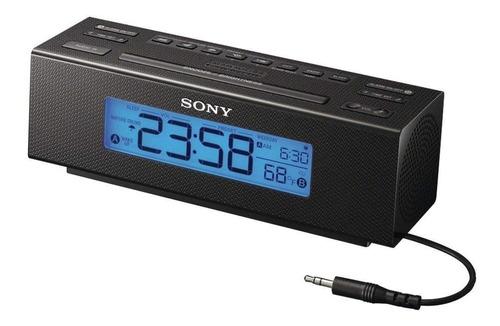 Radio. Reloj Y Alarma Sony Icf-c707. Entrega Inmediata!