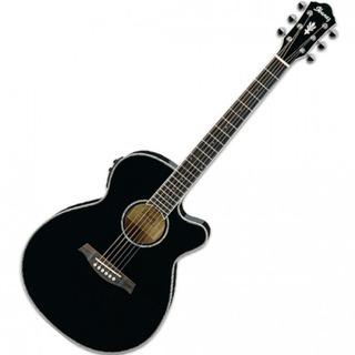 Guitarra Electroacustica Ibanez Aeg10ii Bk Con Eq Y Afinador