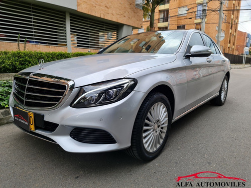 Mercedes Benz C-200 Exclusive 2.000cc A/t Sun Roof 2015