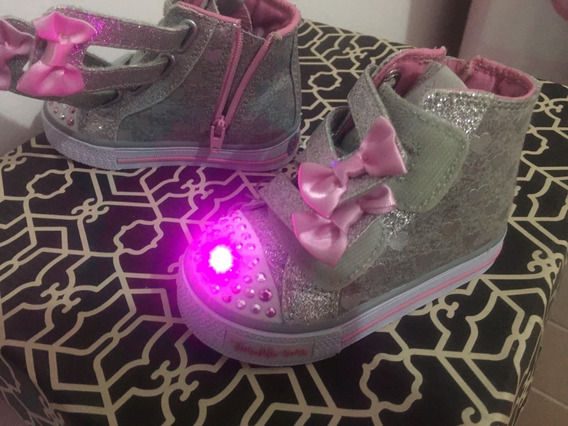 Botas Skechers Con Luces Led