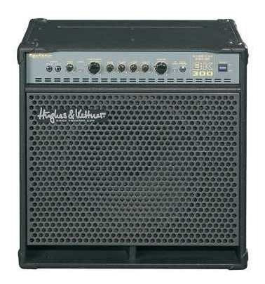 Amplificador Bajo Hughes & Ketner Bk300 Basskick 300w Sale%