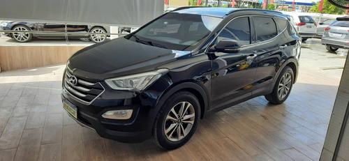 Imagem 1 de 9 de Hyundai Santa Fé 3.3 Mpfi 4x4 V6 270cv Gasolina 4p