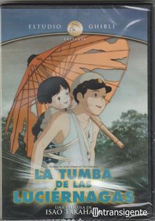 La Tumba De Las Luciernagas (dvd Nuevo Sellado)