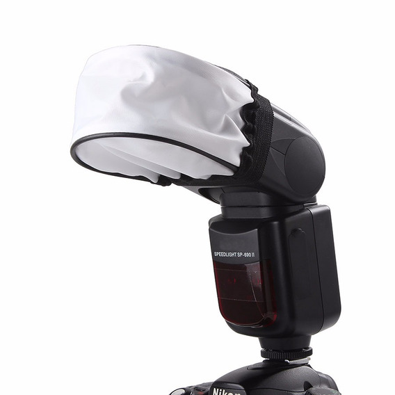 Difusor De Flash Speedlight Para Nikon E Canon