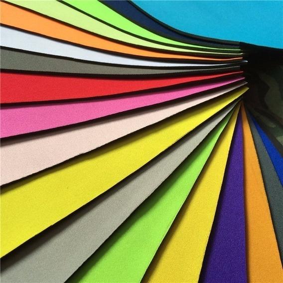 Neopreno Textil Licra 1m X 1.40m, Tela, Varios Colores Envio Gratis