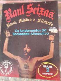Revista Raul Seixas Poeta Mistico E Filosofo - Sem Pôster