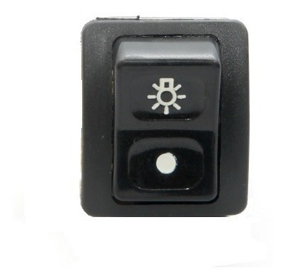 Interruptor De Farol (botao) Magnetron C100/125 Biz