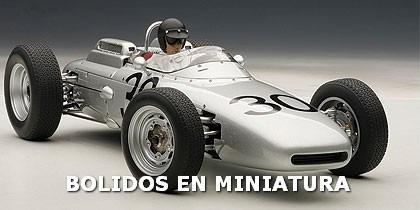Porsche 804 Formula 1 1962 #30 Dan Gurney - Autoart 1/18