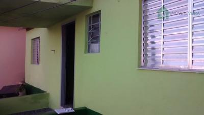 Casa Residencial Para Locação, Jardim Maria Rosa, Taboão Da Serra. - Ca0183